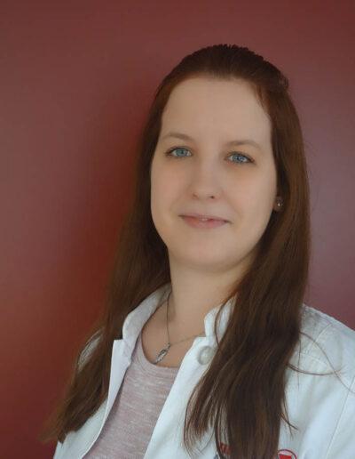 Nathalie Schöpe, PTA