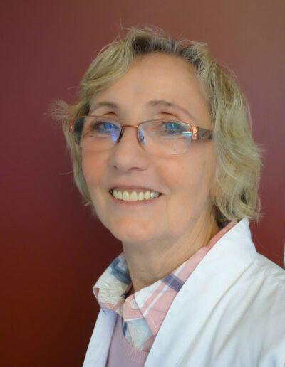 Sonja Franzkowiak, Helferin